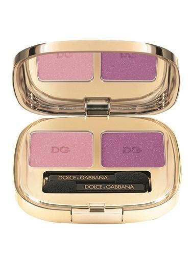 Dolce&Gabbana Dolce&Gabbana Smooth Eye Colour Duo 8 Saat Kalıcı Göz Farı Renksiz